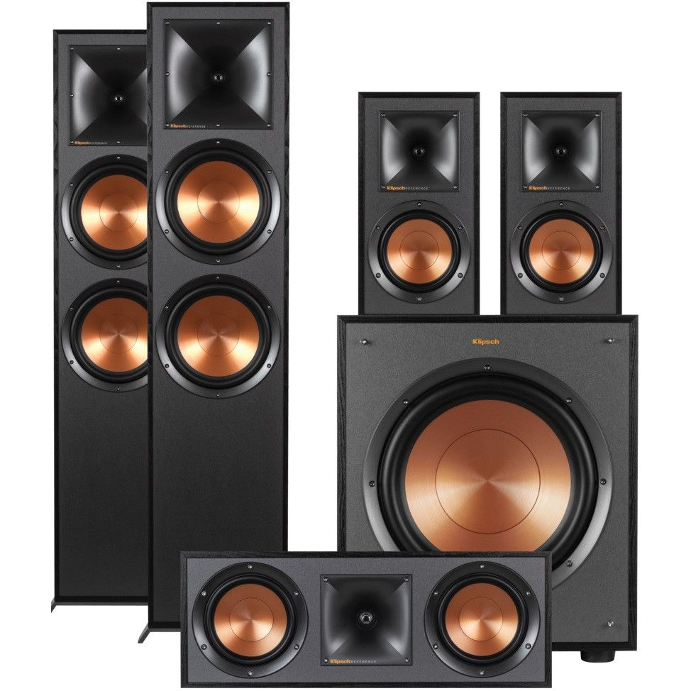 Klipsch R280-F | 5 1 Home Theatre Reference Speaker Package